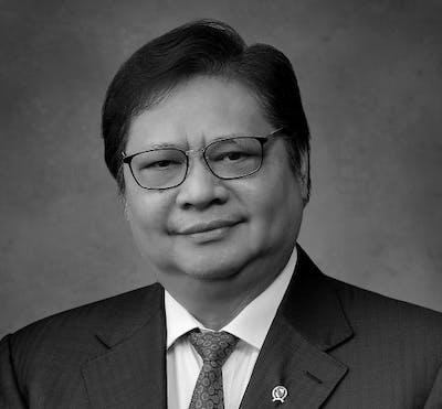 H.E. Airlangga Hartato, Coordinating Minister for Economic Affairs, Indonesia