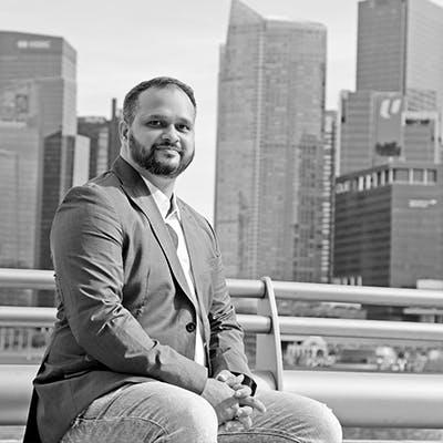 Abhayanand Singh, Group CEO, Vistas Media Capital Pte. Ltd. (VMC)