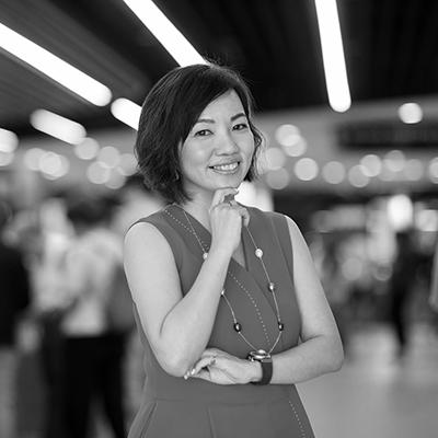 ATxSG Headliner and CommunicAsia Speaker - Gan Siok Hoon, Managing Director for Consumer Sales and Mobile Marketing, Singtel