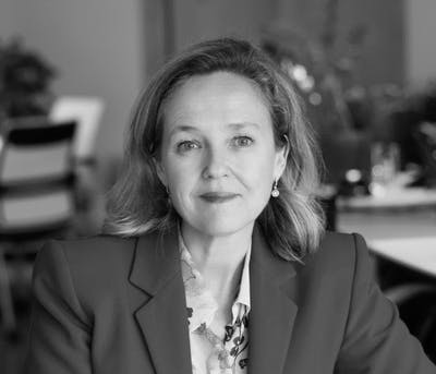 H.E. Nadia Calviño