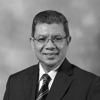 H.E. Dato' Saifuddin Abdullah