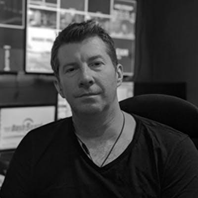BroadcastAsia Speaker - Adrian Britton, Solution Director, APAC, Bitmovin