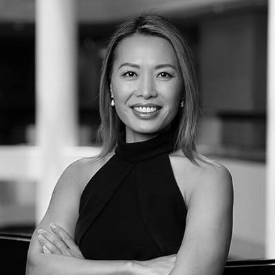 accelerateHER Speaker - Anna Gong, CEO and Founder, Perx Technologies, Singapore