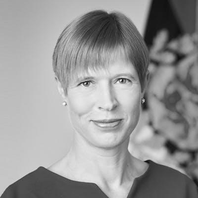 H.E. Kersti Kaljulaid, President, Republic of Estonia