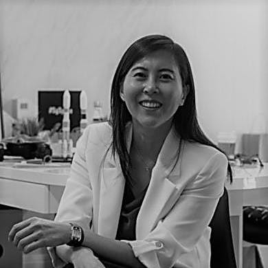 accelerateHER Speaker - Lynette Tan, Chief Executive, Singapore Space and Technology Limited (SSTL)