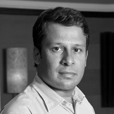 Vivek Couto (Moderator)